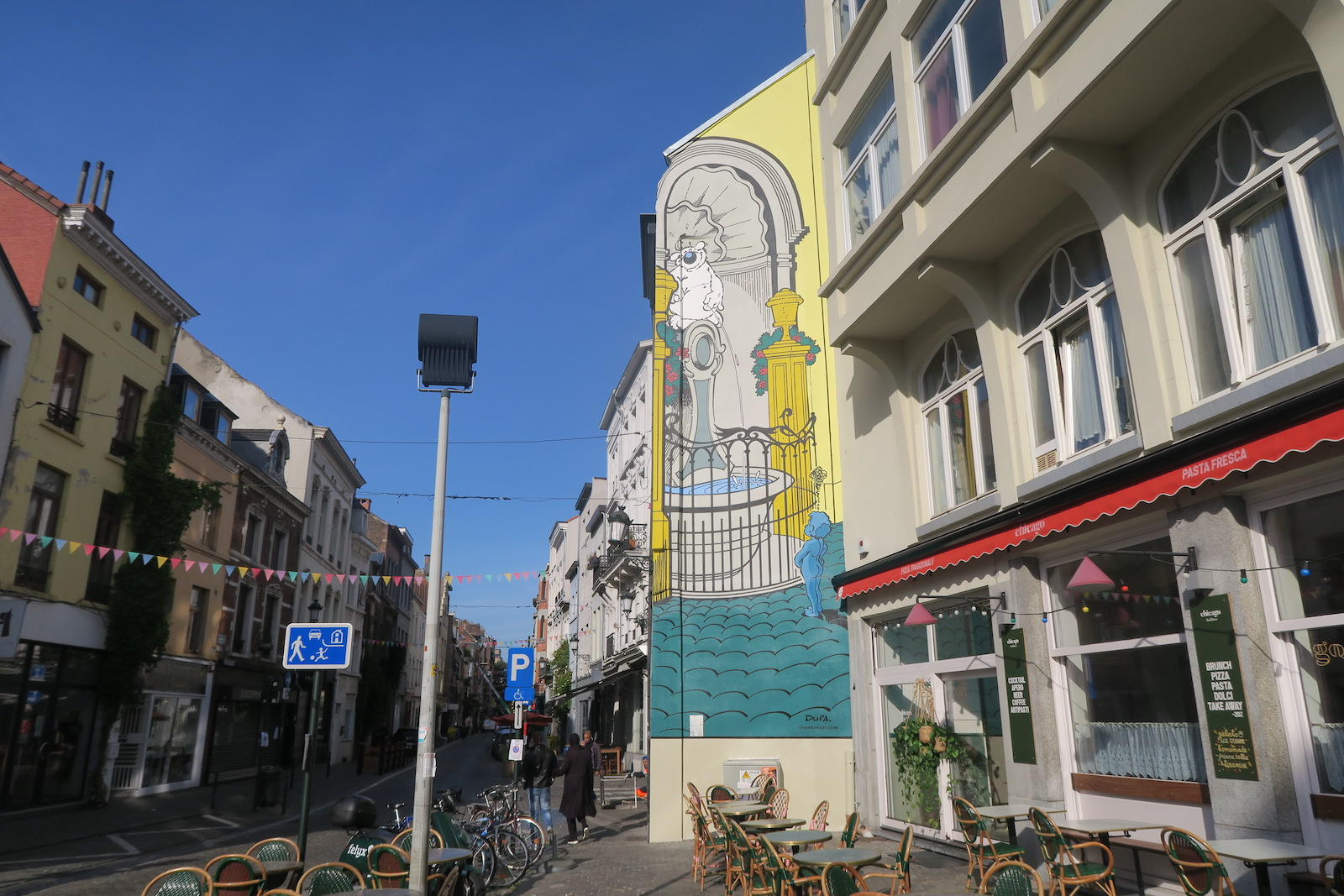 cubitus mural