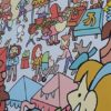 Elodie Shanta fresque Bockstael parcours BD