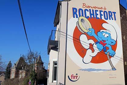 Schtroumpf Rochefort