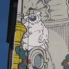 cubitus mural brussels